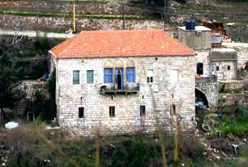 Habitat du monde exemple du liban for Maison prefabriquee liban